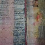 Language of Love 2 by Philippa Sibert, Painting, Mixed Media